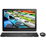 """New Inspiron All-In-One 20 3052--Intel® Pentium® Processor    4GB    500 GB    Windows 10 SL    Office Home And Student 2016    1 Year Dell On Site Warranty    19.5""""    Black    Deal Expert Sale Genius AIO"""