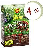 Oleanderhof® Sparset: 4 x COMPO AGROSIL Wurzel-Turbo, 700 g + gratis Oleanderhof Flyer
