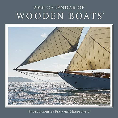 2020 Calendar of Wooden Boats