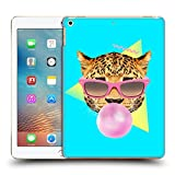 Official Robert Farkas Bubble Gum Leo Animals 2 Hard Back Case for Apple iPad 9.7 (2017)