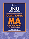 JNU Chapterwise Previous Years' Solved Papers MA Geography