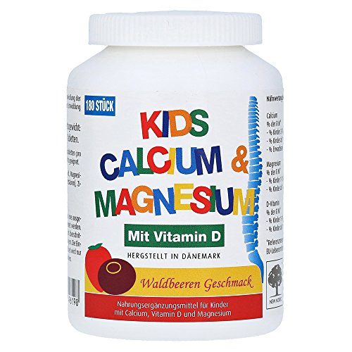 Kids Calcium Kautabletten,180St -
