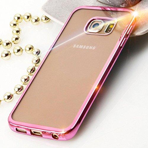 ego-mobile-cover-in-tpu-con-retro-trasparente-e-bordo-colorato-effetto-metallizzato-rosa-pink-samsun
