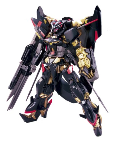 Gold Frame (Bandai Hobby #59HG, Modell-Set, Gundam Gold Frame Astray Amatu Mina, 1/144Maßstab)