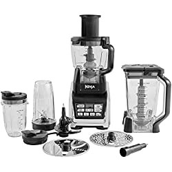 Shark Ninja BL682EU2 Food Processor, Black
