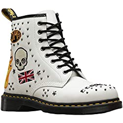 Dr. Martens 1460 Rockabilly White Smooth 24207100, Botas - 40 EU