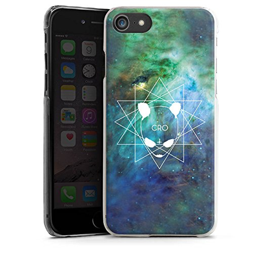 Apple iPhone X Silikon Hülle Case Schutzhülle Cro Merchandise Fanartikel Galaxycro Hard Case transparent