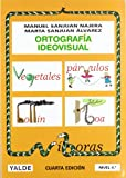 Ortografía Ideovisual Nivel 4 - 4º Edición