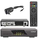 netshop 25 ⭐ COMAG SL 50 HD digitaler Satelliten Receiver SAT HD (HDTV DVB-S2 HDMI 1080p SCART USB Mediaplayer Full HD Astra vorinstalliert)