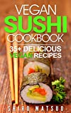 51Fbngv9fnL. SL160  - BEST BUY #1 Vegan Sushi Cookbook: 35+ Delicious Vegan Sushi Recipes With Raw Foods And More Reviews and price compare uk