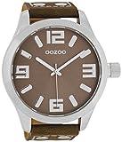 Oozoo - Herren -Armbanduhr- C1014