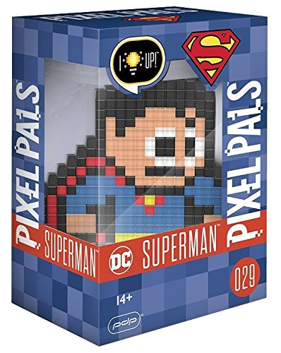 Clark Kind Kent Kostüm - Performance Designed Products 878-029-EU-SPM Pixel Pals