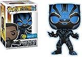 Vinyl Funko Pop #273 Black Panther (Black Panther Movie) (Glow in the Dark) exclu