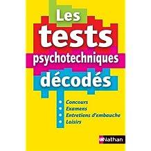 Les tests psychotechniques décodés - 2ème édition