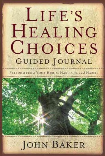 lifes-healing-choices-small-group-study-by-john-baker-published-september-2008