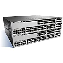 Cisco Catalyst WS-C3850-32XS-E Gestionado 10G Ethernet (100/1000/10000) Negro, Gris switch - Switch de red (Gestionado, 10G Ethernet (100/1000/10000), Montaje en rack)