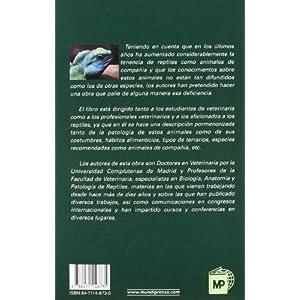 Los reptiles. Biología, comportamiento y patología