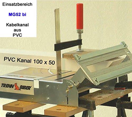 5St MG52 Sandwich Stichsägeblätter 180 mm lang für Stichsäge u Trenn-Biber 012P - 4