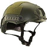 Haoyk Multipurpose Sport Casque de protection casque tactique Airsoft Paintball MH...