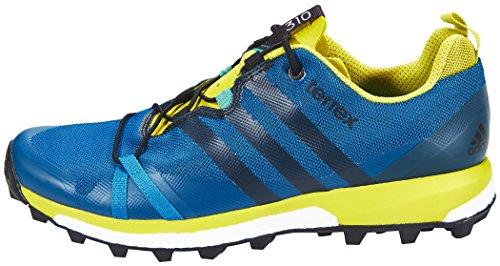 adidas Terrex Agravic - Chaussures Homme - bleu 2016 techsteelf16/coreblack/unitybluef16