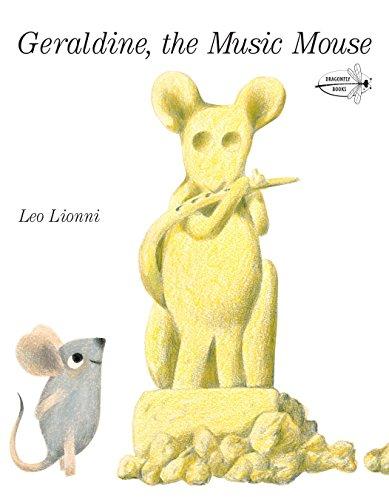 Geraldine, The Music Mouse por Leo Lionni
