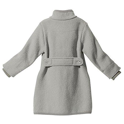 Disana Walk-Mantel Wolle (122/128, grau)