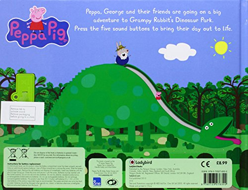 Image of Peppa Pig: Stomp and Roar!