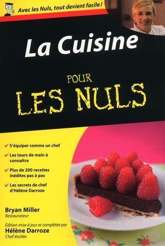 La cuisine pour les Nuls by Bryan Miller (March 19,2012)