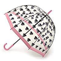 Fulton Birdcage 2 Pugs Stick Umbrella