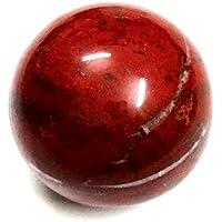 Heilung Kristalle Indien 40–50mm natur Edelstein Kugel Ball Aura Balancing metaphysisch Ball (Roter Jaspis) preisvergleich bei billige-tabletten.eu