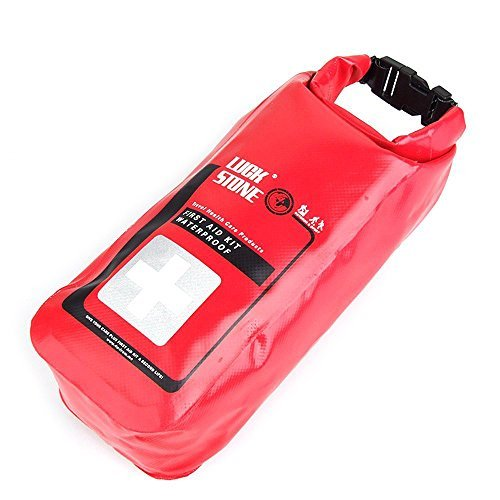 LUCKSTONE 2L Wasserdichte Beutel Emergency First Aid Kit Medical Travel Dry Bag Camping (Tablet Wasserdichte Erste-hilfe-kit)