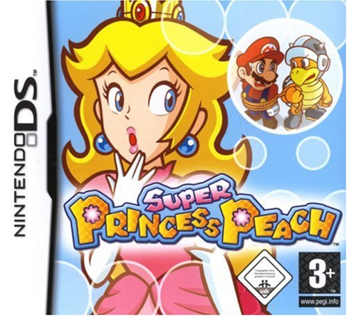 Super Princess Peach - Ds Sonic Mario Und