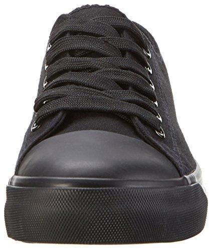 Tamaris Damen 23600 Sneakers Schwarz (Black 001)