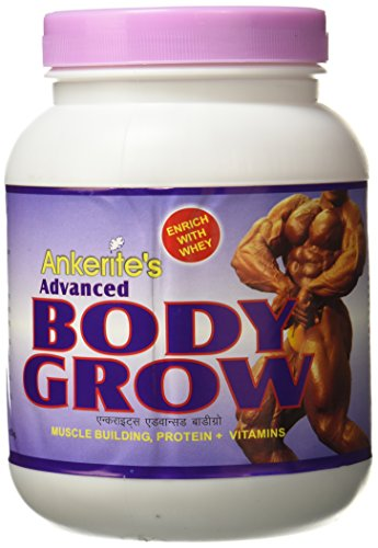 Ankerite Advanced Body Grow Natural Powder - 500 g (Chocolate)