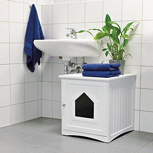 lll katzenklo schrank die besten modelle im berblick. Black Bedroom Furniture Sets. Home Design Ideas