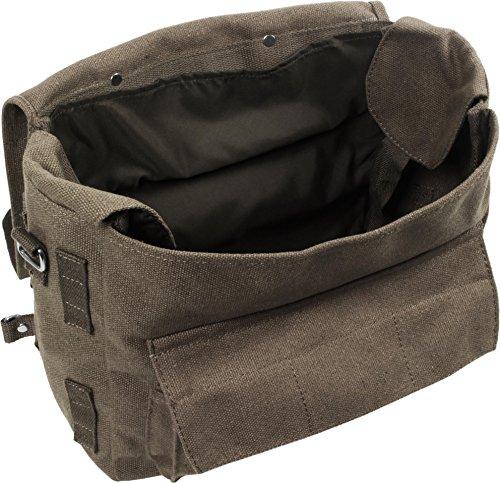 BW-Canvas-Kampftasche, groß Beige