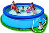 Intex Aufstellpool Easy Set Pools®, Blau, Ø 366 x 76 cm