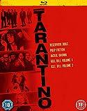 Quentin Tarantino 2015 Boxset (5 Blu-Ray) [Edizione: Regno Unito] [Reino Unido] [Blu-ray]