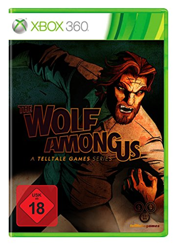 The Wolf Among Us - [Xbox 360] - Horror 360 Xbox