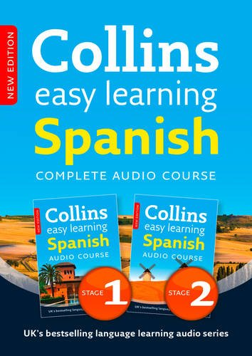 Easy Learning Spanish Audio Course: Language Learning the easy way with Collins (Collins Easy Learning Audio Course) por Collins Dictionaries