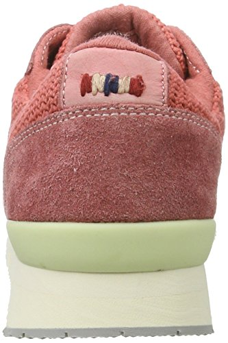 Napapijri Marit, Sneakers basses femme Rot (crab apple red)