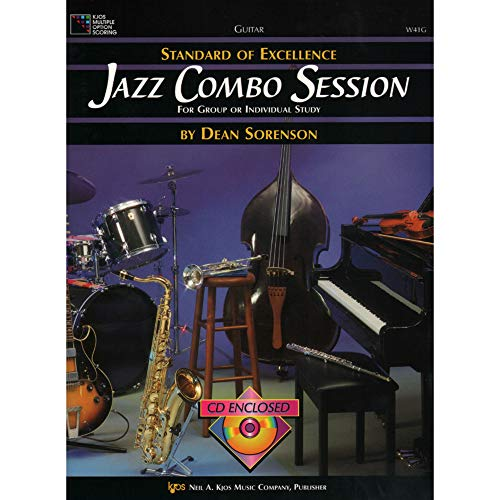 SORENSON, Dean-JAZZ COMBO Session, für Gitarre
