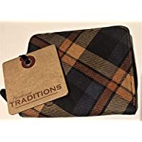 EuroStick Heritage Traditions Checked Purse
