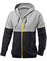 Adidas Performance Kapuzensweatjacke »stadium« Anthrazit