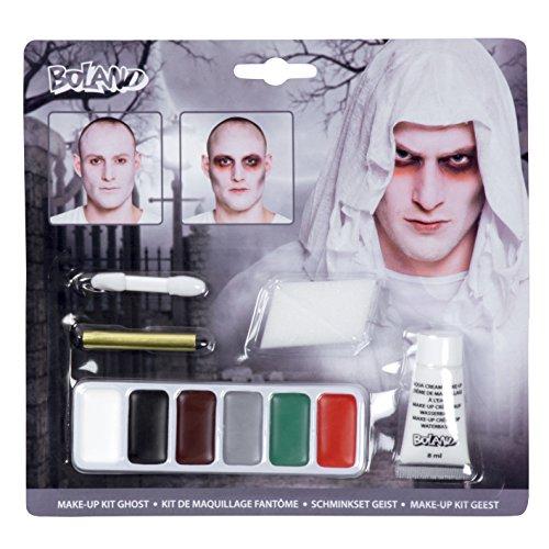 ist, 1er Pack (1 x 10 Stück) (Kind Ghost Kostüme Perücke)