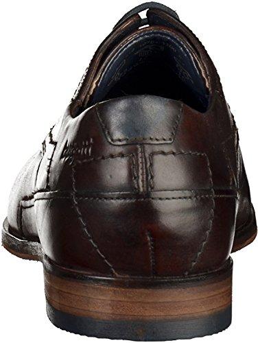 bugatti - scarpe classiche Uomo Marrone (blu scuro)