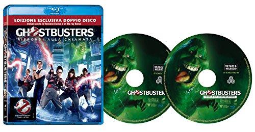 Ghostbusters (Esclusivo)(2 Blu-Ray)