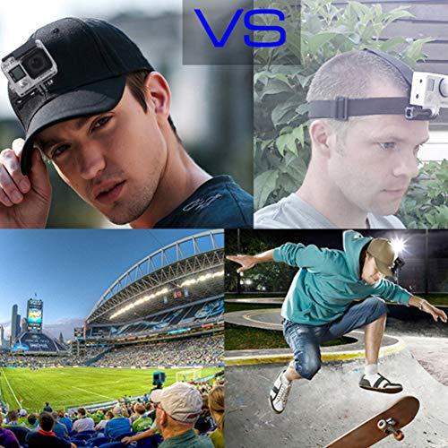 Zoom IMG-1 runfon fotocamera cappello da baseball