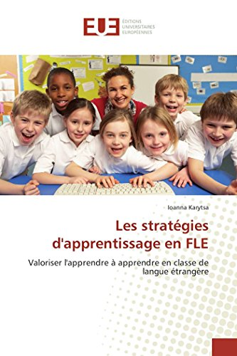 Les stratégies d'apprentissage en FLE
