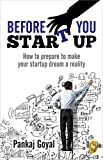 Before You Start Up: How to Prepare to Make Your Startup Dream a Reality (Fingerprintprakash)